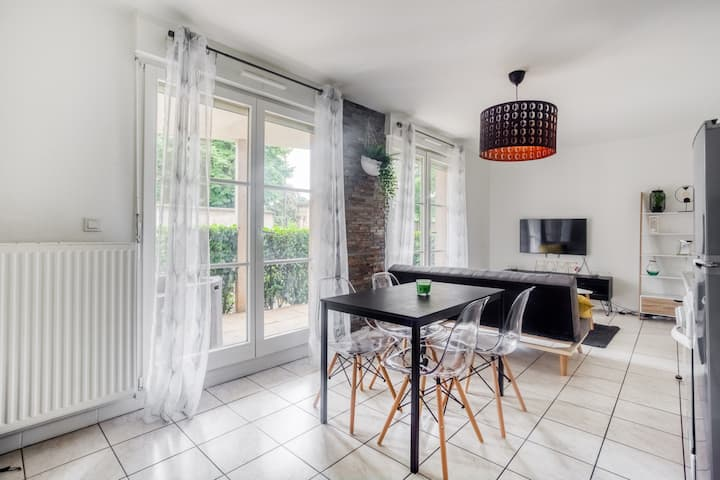 Heureux chez Alexandre, cosy appartement sur Metz