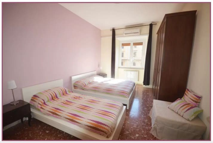 c.Trastevere spacious and fun - Roma - Bed & Breakfast