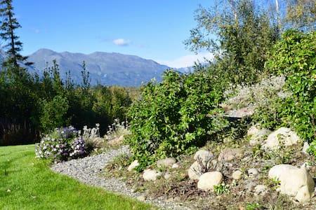 Birch Grove Sanctuary - Palmer - Bed & Breakfast