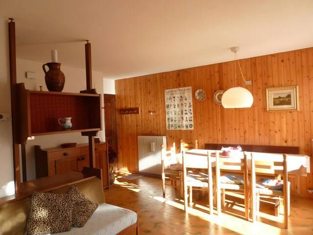 Appartamento 5 posti letto a San Martino.