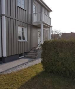 Egen lägenhet centralt utanför Visby ringmur.