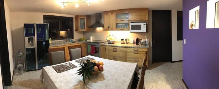 Habitaciones confortables y con medidas de higiene