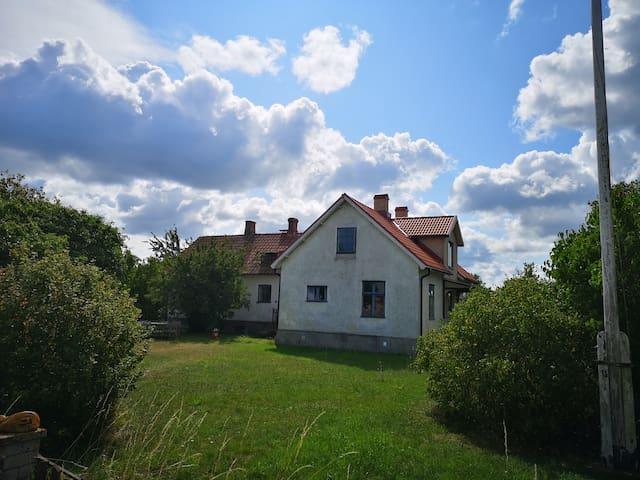 Nisseviken Havdhem Gotland
