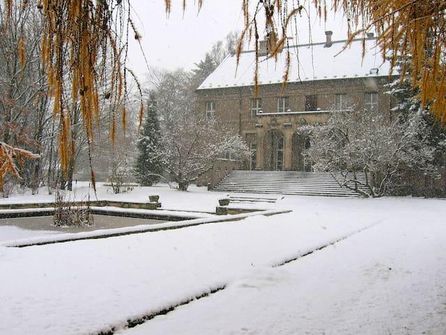 Vila Čerych-klenot české předválečné architektury - Česká Skalice - Villa