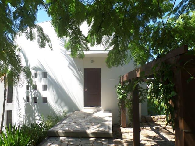 Double Room in Beach Villa, Praia Brava, Floripa