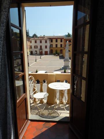 Ca' nonna Clelia - Piazza XV Agosto - Savigno (BO)