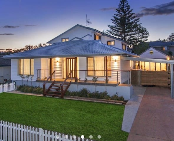 Talinga Beach House - Kiama Downs - บ้าน