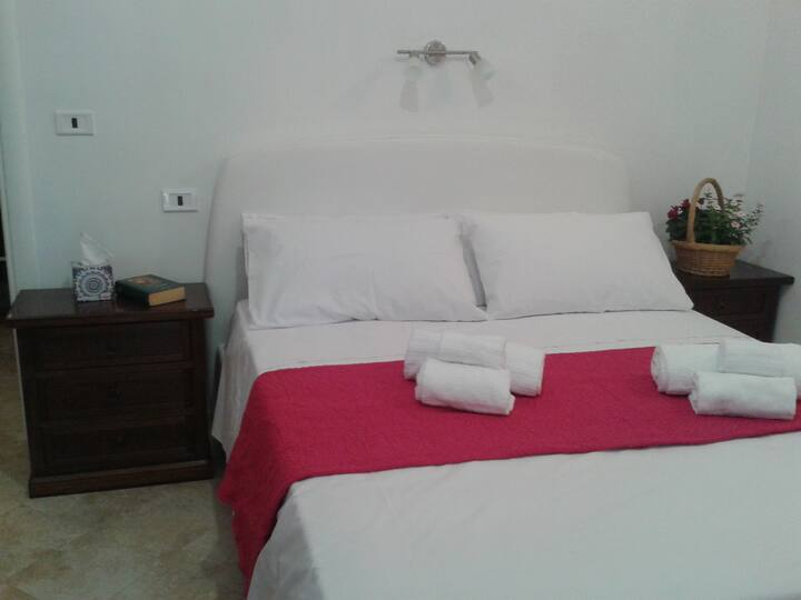La Posada Brindisi  double with private bathroom