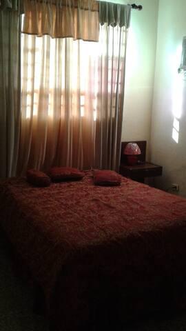 una de las habitaciónes