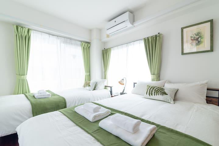 Uhome Iriya Apartment, 1mn to stat. 1stop to Ueno