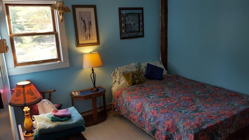 Singing Bridge Turquoise Room (single room)