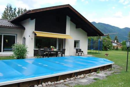 Ferienhaus mit Bergblick - Rottach-Egern