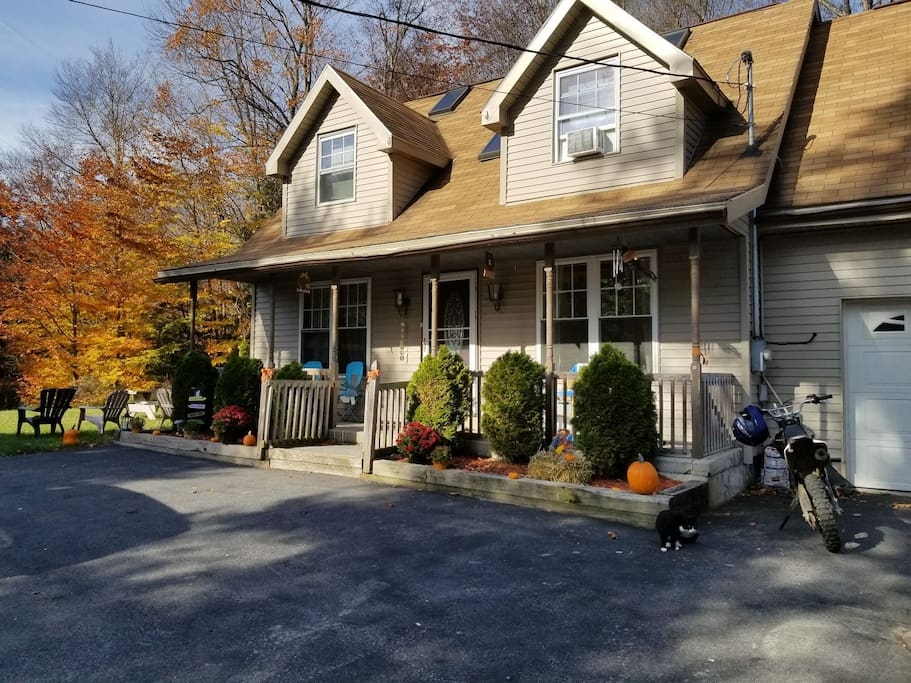 Great rental for saratoga case in affitto a middle for Casa a new york affitto