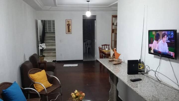 Quarto 2 - Cocó, Fortaleza.