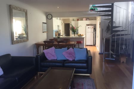 Large Victorian terrace with all the home comforts - Princes Hill - Rumah