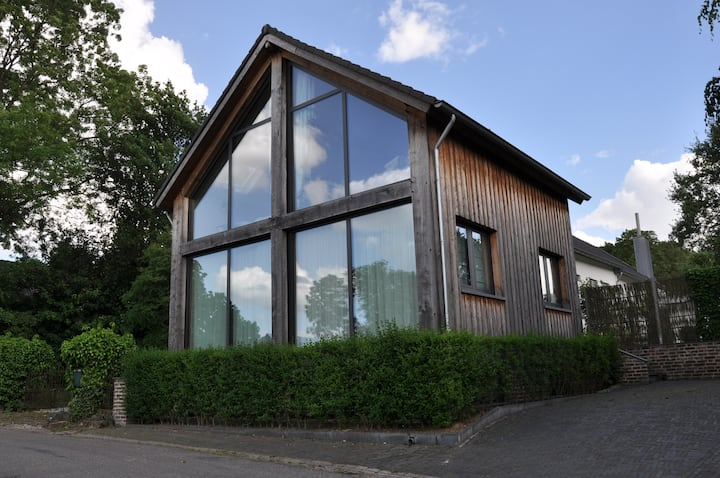 Zeer luxe vakantiehuis (6 pers) in Zuid-Limburg.