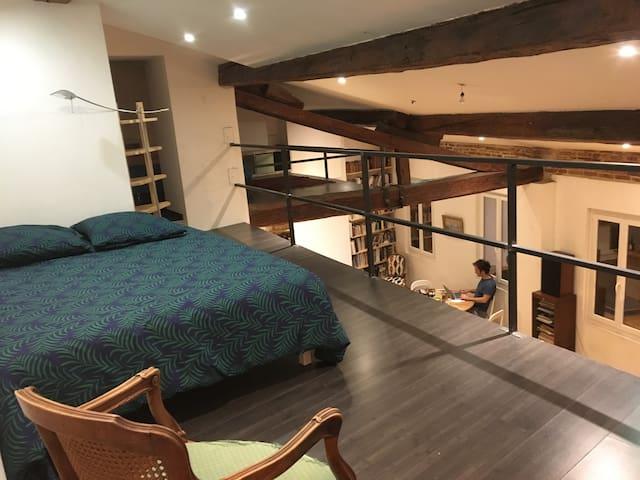 1er espace mezzanine