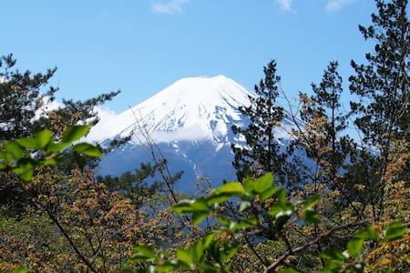 The Guest House is the foot of Mt.Fuji&Big nature② - Gästehaus