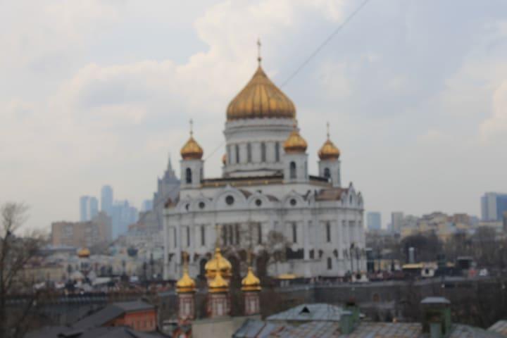 Kremlin rooms