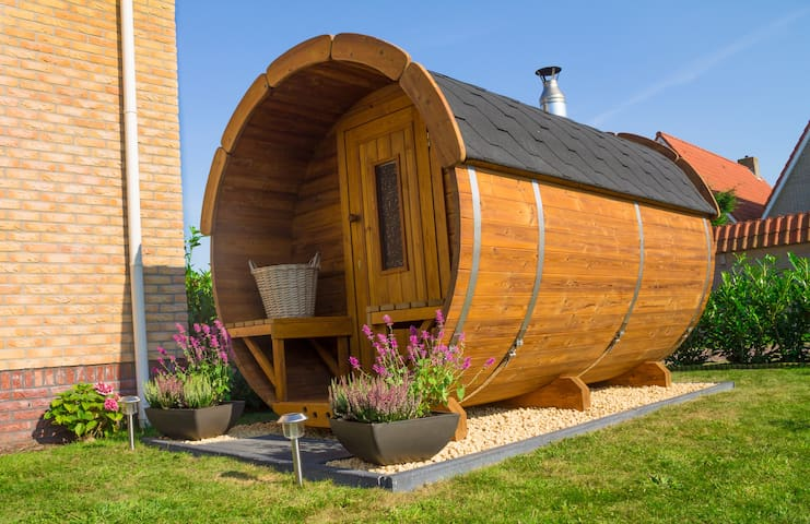 Sfeervol en luxe vakantieverblijf in Nes Ameland - Nes - Appartement