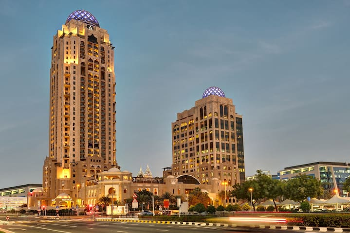 Classic Queen Room - Arjaan Dubai by Rotana