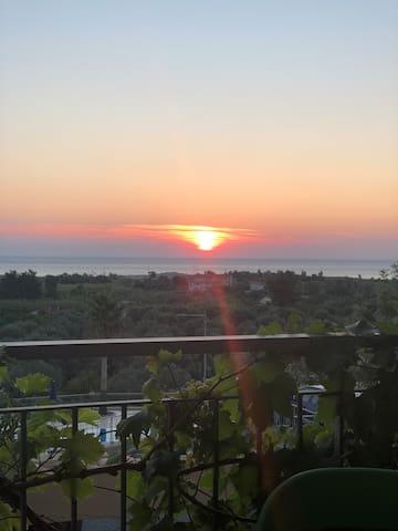 Coronasafe. Super solo family villa - pool, view