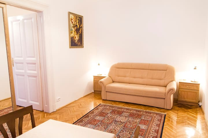 Authentic Budapest Apartment