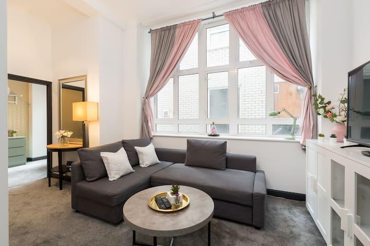 The Birmingham Manhattan - urban living