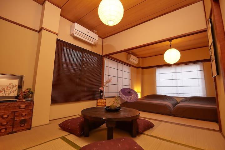 Beautiful Sakura studio【桜】in front of Skytree