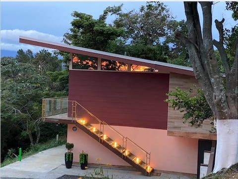 1 BDR apartment - amazing views - in Piedades