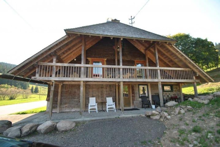 Wunderschönes Schwarzwaldhaus