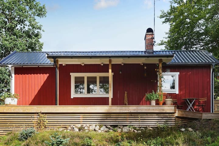 5 person holiday home in HALLARYD