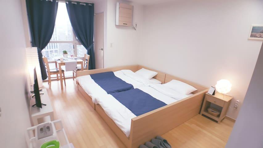☆NEW OPEN SALE☆Dongdaemun Private Cozy Studio#11 - Чун-гу - Квартира