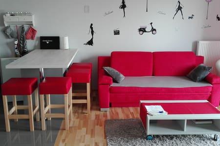 Przytulny apartamencik - Darłowo - Lägenhet