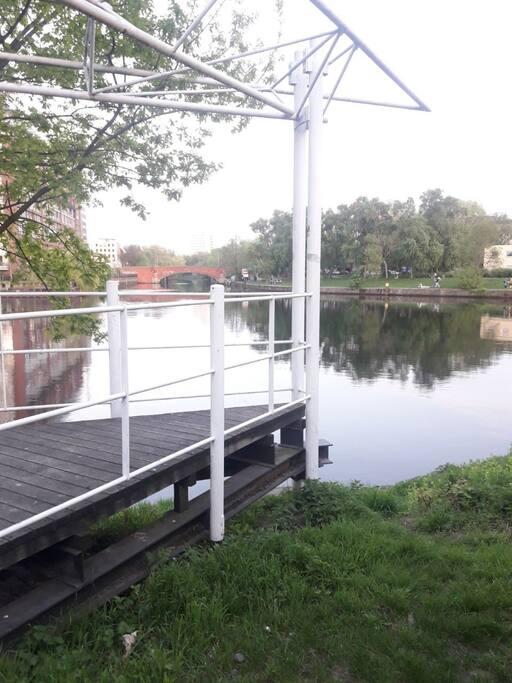 Primer piso frente al río