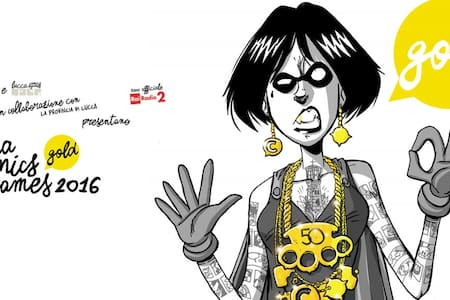 Rooms+Free EntrancePass@LuccaComics - Lucca