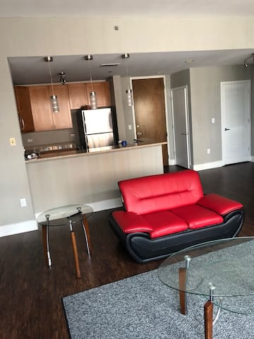 Perfect Downtown Location! (Luxury Apartment)
