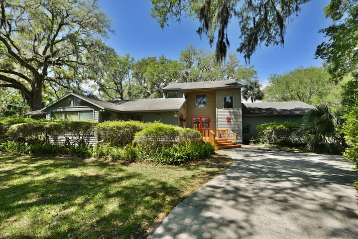 Secluded House in the Middle of Ponte Vedra Beach - Ponte Vedra Beach - Huis