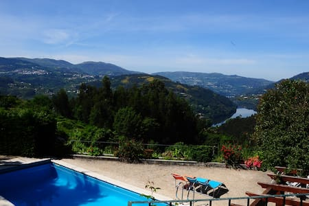 Casa do Vale (c/piscina e vista para o Douro) - Townhouse