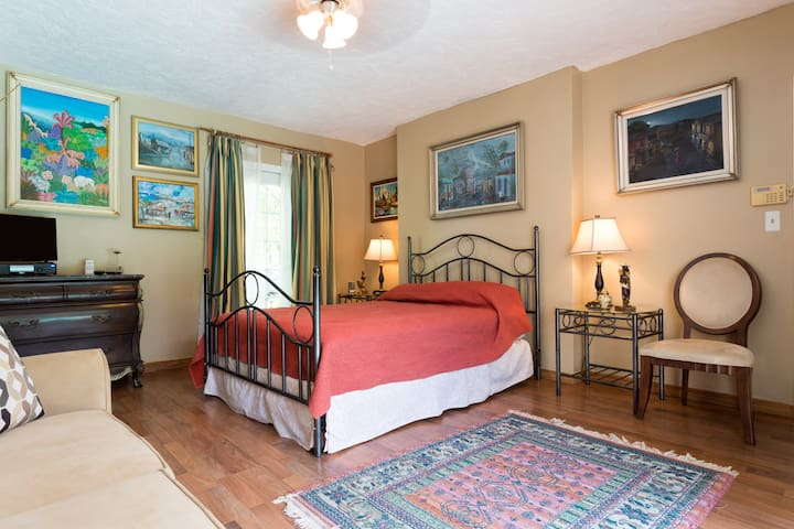 Charming suite and private entrance - Cutler Bay - Huis