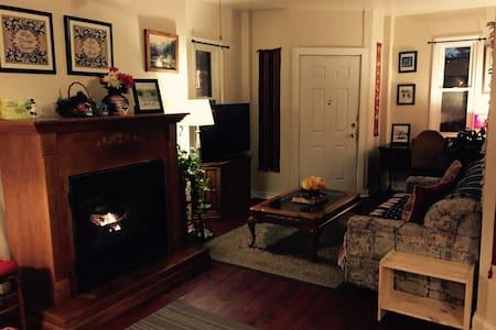 Cozy 2 Bedroom,10 Min Walk to Metro - 芝加哥 - 公寓