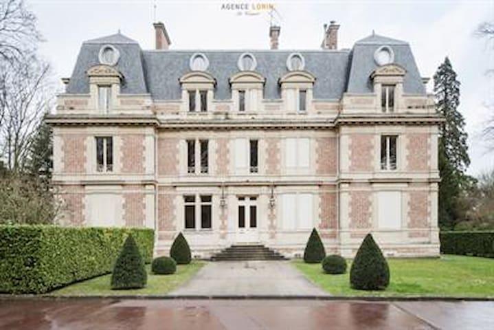 Appartement entièrement rénové dans château - Louveciennes - Castell