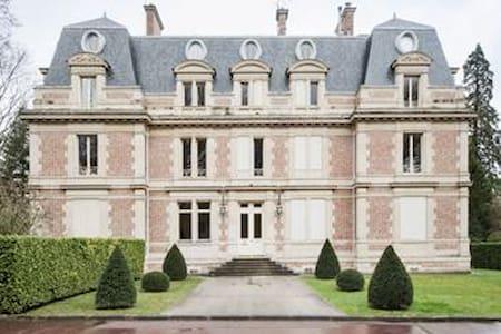 Appartement entièrement rénové dans château - Louveciennes