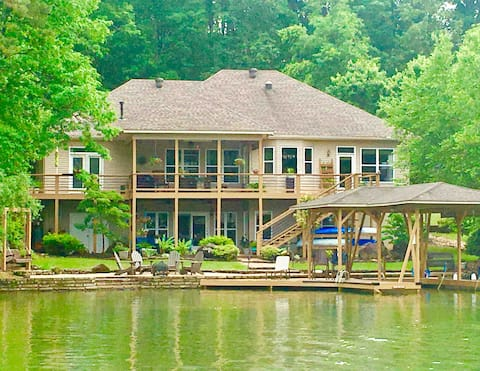 Lakefront,  Boat, Fish, Swim, Pickleball, Golf,