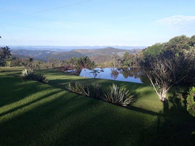 Maravilhoso sítio a 35km de Ouro Preto