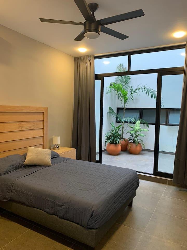 Loft moderno completamente nuevo y amueblado #2