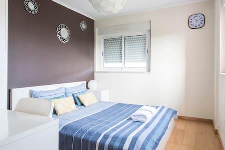 Cozy Double Room Near Lisbon City Centre & Airport - Lisboa