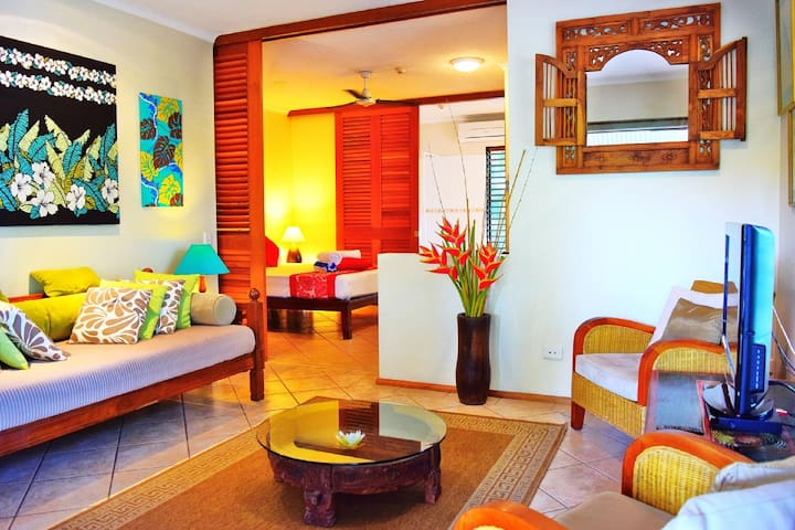 APT 21 @ HIBISCUS GARDENS RESORT - Port Douglas - Appartement
