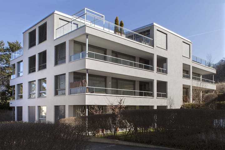Clean and modern Accomodation (District 9, Zürich) - Zürich - Appartement