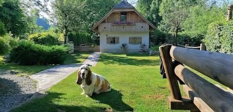 Vila Jana - idillyc casa privada en la naturaleza